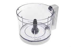 Чаша основная белая для кухонного комбайна Braun 7322010504