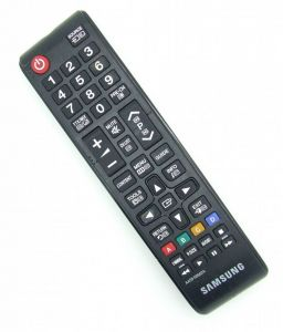 Пульт для телевизора Samsung (TM1240, 44, 3.0V, EUROPE, E6000) AA59-00602A