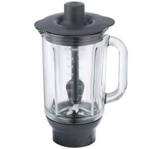 Блендерная чаша KAH358GL в сборе, для кухонного комбайна Kenwood AW22000002