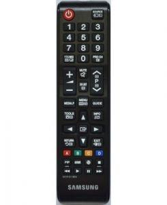 Пульт для телевизора SAMSUNG T24C370, LT22C350EX, LT24C370EX, черный BN59-01189A