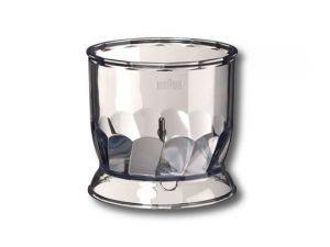 Чаша измельчителя 350 мл для блендера Braun, 67050145