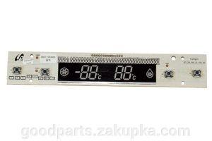 Плата индикации холодильника Samsung DA41-00436C