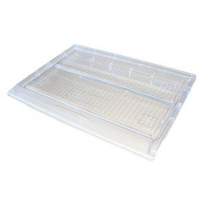 Полка над овощным ящиком ящиком в холодильник Samsung DA63-10255D