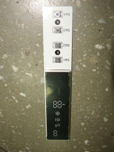 Плата индикации для холодильника Samsung DA92-00178B