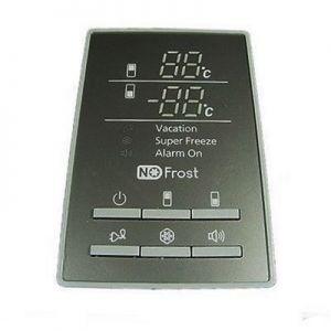 Плата индикации холодильника Samsung DA97-05487K