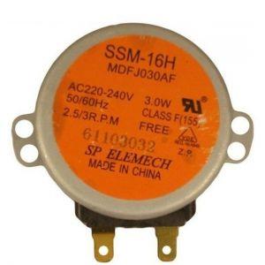Двигатель для микроволновой печи SSM-16HR MDFJ030BF Samsung DE31-10170B