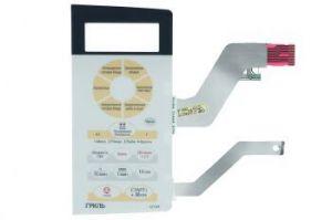 Панель управления сенсорная микроволновой печи Samsung G273VR DE34-00193J