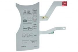 Панель управления сенсорная микроволновой печи Samsung CE283GNR-S DE34-00219J