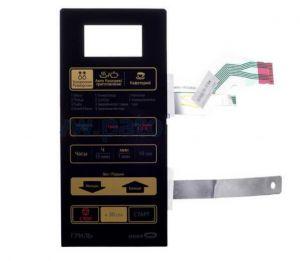 Панель управления сенсорная микроволновой печи Samsung GE83DTR-Y DE34-00356C