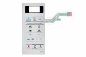Панель управления сенсорная для СВЧ-печи Samsung ME731KR/BWT DE34-00382N