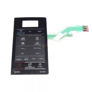 Сенсорная панель СВЧ печи Samsung GE732KR, DE34-00386Н