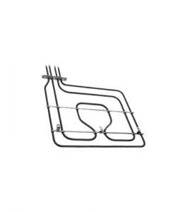 Тэн верхний 2500W духовки Samsung (375x355mm, 700Вт+1800Вт) DG47-00032A