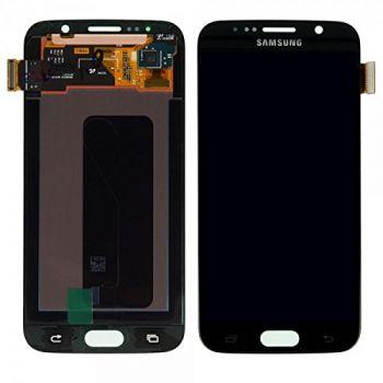 Дисплей Samsung G920 Galaxy S6 с сенсором Black оригинал , GH97-17260A