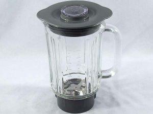 Чаша кувшин стеклянная 1600ml для блендера Kenwood KW712698