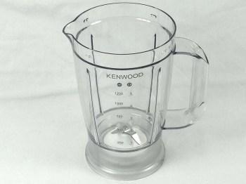 Чаша стеклянная блендера 1200ml и нож для кухонного комбайна Kenwood KW714298