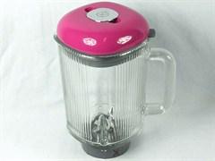 Чаша в сборе для блендера Kenwood, фиолетовый KW714387