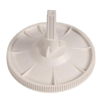 Шестерня с валом для кухонного комбайна MoulinexMS-0A12027