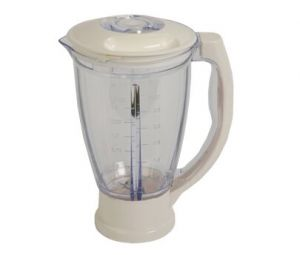 Чаша блендера в сборе для кухонного комбайна Moulinex, 1500ml MS-0A13352
