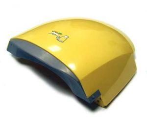 Крышка корпуса кухонного комбайна Moulinex, желтая MS-5909829