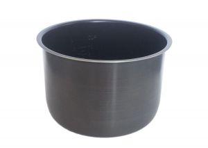 Чаша мультиварки Moulinex 5L черная, D=235mm H=148mm SS-992905