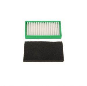 Фильтр HEPA и фильтр пороллоновый для робота-пылесоса Rowenta ZR702001