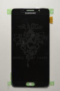 Дисплей Samsung A510 Galaxy A5 с сенсором Black оригинал , GH97-18250B