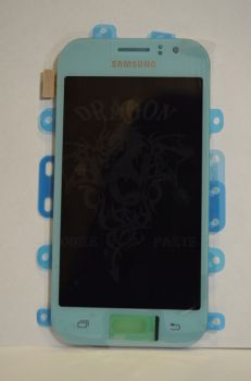 Дисплей Samsung J110 Galaxy J1 с сенсором Blue оригинал , GH97-17843C
