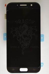 Дисплей Samsung A520 Galaxy A5 с сенсором Черный/Black оригинал , GH97-19733A
