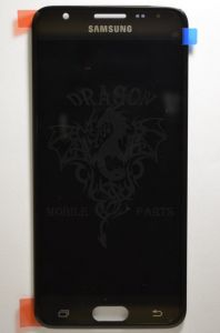 Дисплей Samsung G570 Galaxy J5 prime с сенсором Black/Черный оригинал , GH96-10325A